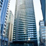 Lumiere Condos 1 bed + den For Sale