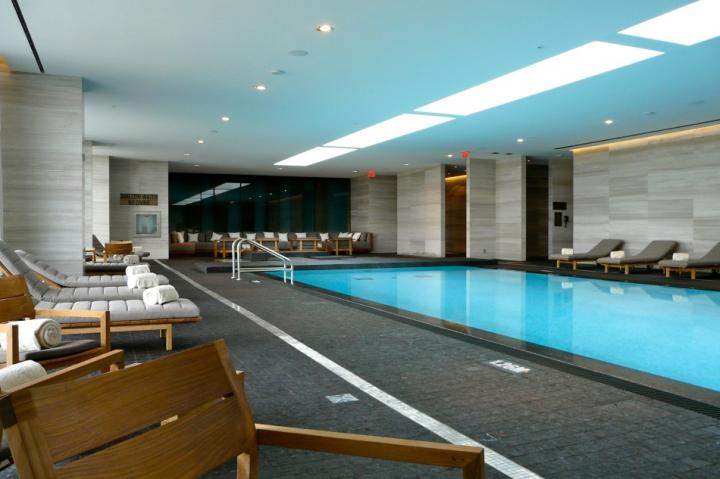 FOUR SEASONS RESIDENCES - CONDOS FOR SALE - 50 YORKVILLE AVE - POOL