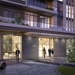 The Upper Canada Luxury Condominiums in Forest Hill