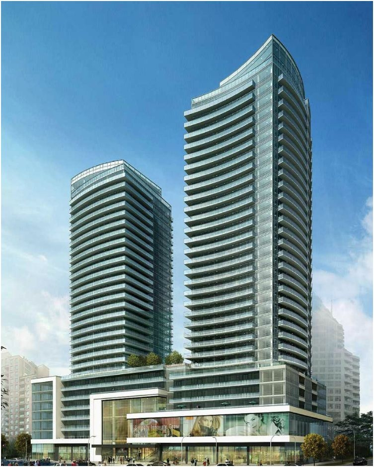 THE MADISON CONDOS ON EGLINTON - CONTACT YOSSI KAPLAN