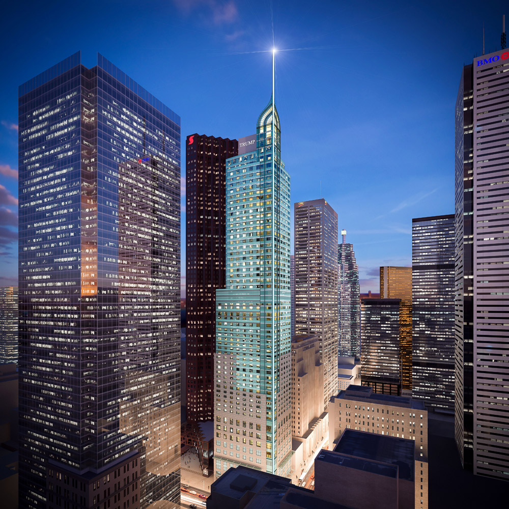 TRUMP TOWER HOTEL AND RESIDENCES - YOSSI KAPLAN REAL ESTATE