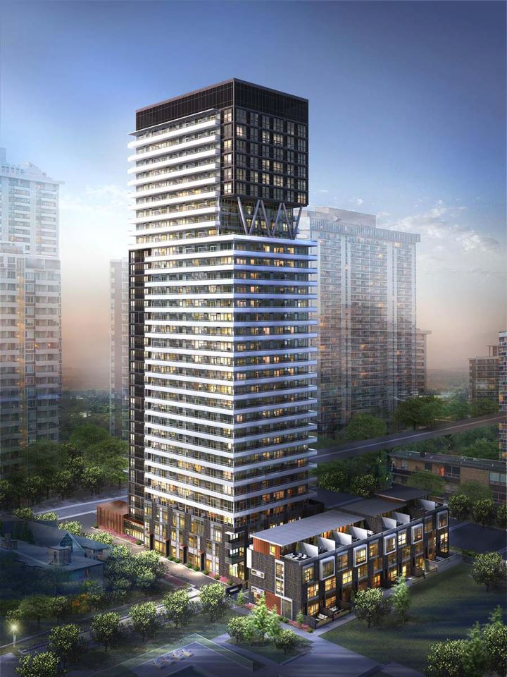 101 ERSKINE CONDOS FOR SALE - CONTACT YOSSI KAPLAN