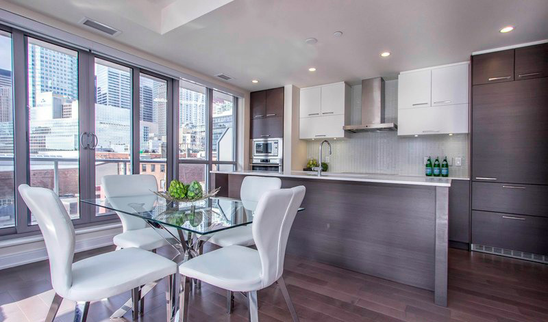 BERCZY CONDOS FOR SALE - KITCHEN
