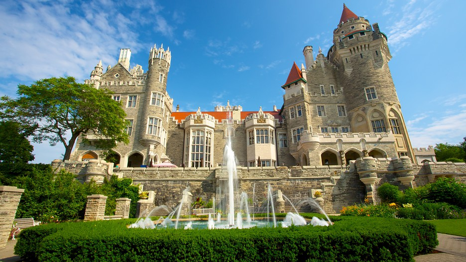 CASA LOMA - SOUTH HILL ON MADISON