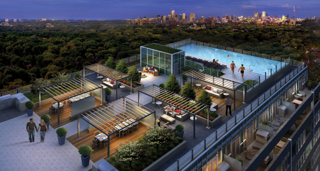 RISE CONDOS - ROOFTOP TERRACE FEATURED IMAGE - CONTACT YOSSI KAPLAN
