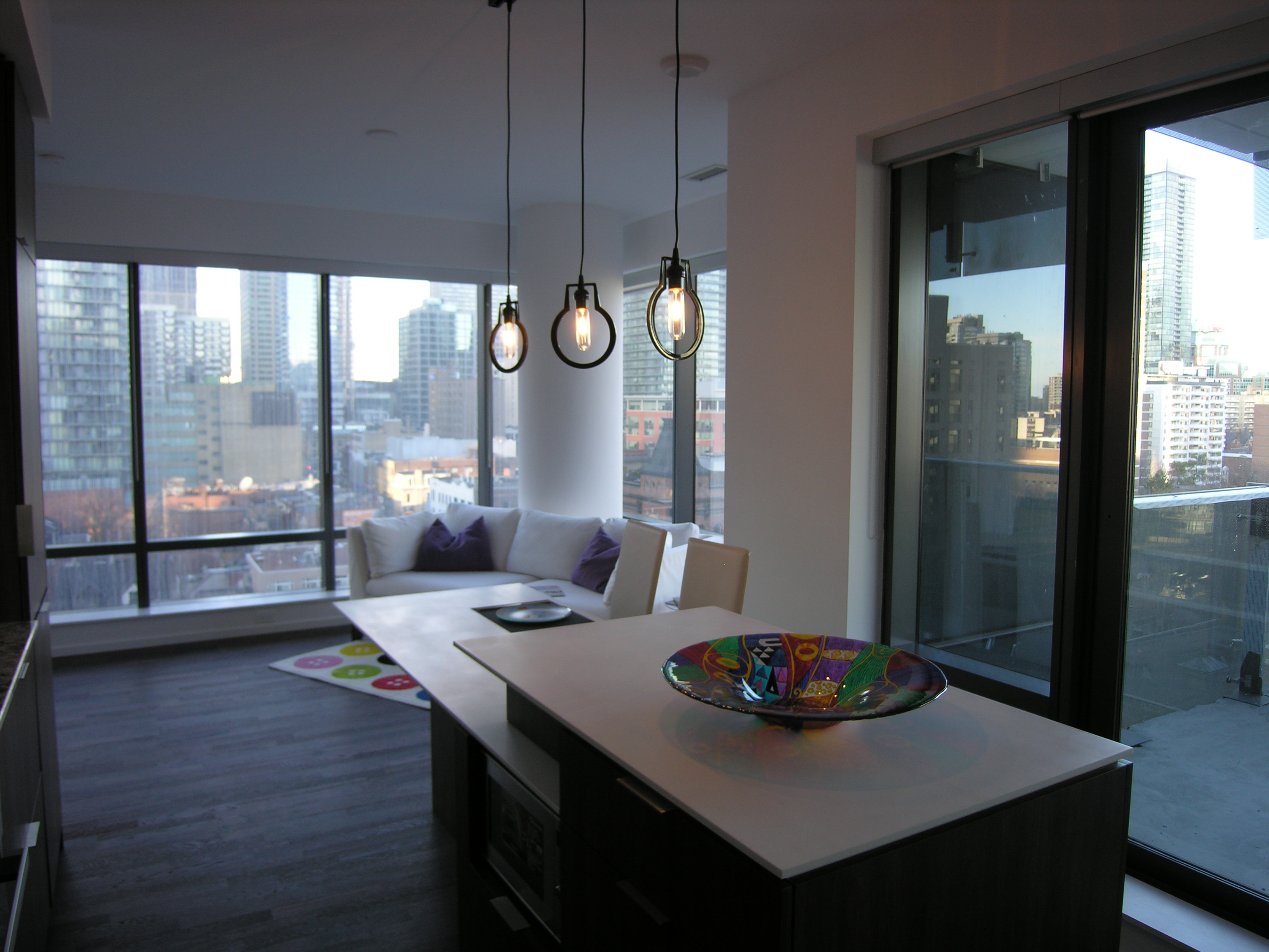 5 St Joseph Condos One Two Bedrooms For Sale