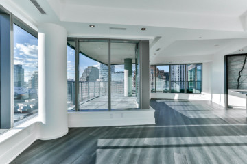 77 CHARLES WEST PENTHOUSE - ONE PLUS DEN