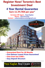 875 QUEEN EAST - INVESTOR NEWSLETTER FLYER