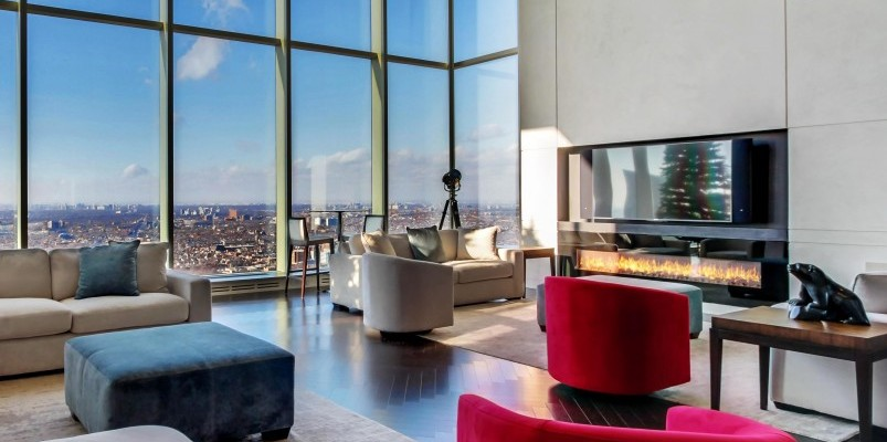 Toronto Luxury Penthouses You Can Buy Now