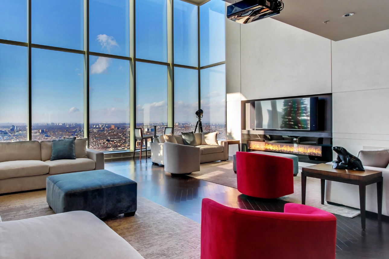 180 UNIVERSITY - PENTHOUSE FOR SALE - YOSSI KAPLAN REAL ESTATE