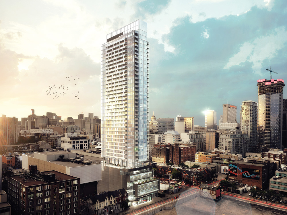 THE BOND CONDOS - 290 ADELAIDE WEST