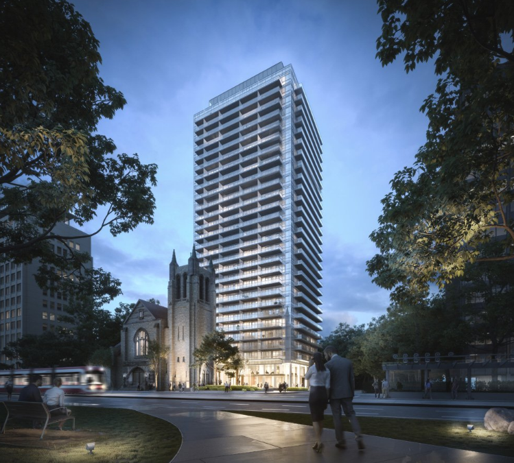 THE FOXBAR CONDOS - ST CLAIR AND AVENUE ROAD
