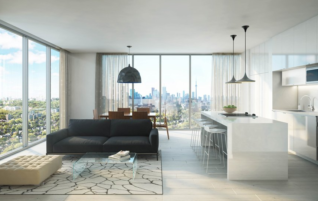 Top Five Midtown Condos