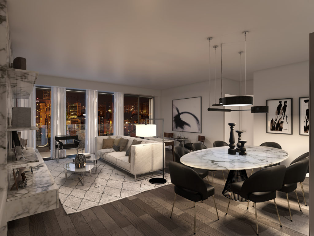 VIA BLOOR CONDOS - SUITE 1