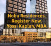 Nobu Residences Launch. Register Now.