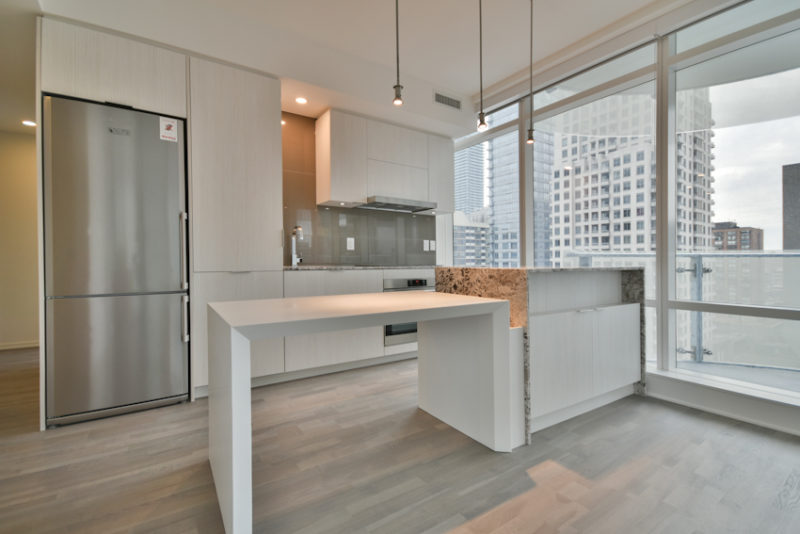 1 Bloor East - Condos for Sale - Kitchen - Call Yossi Kaplan MBA