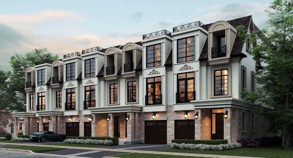 121 East Oakville St - Luxury Townhomes Condos For Sale - Call Yossi Kaplan, MBA