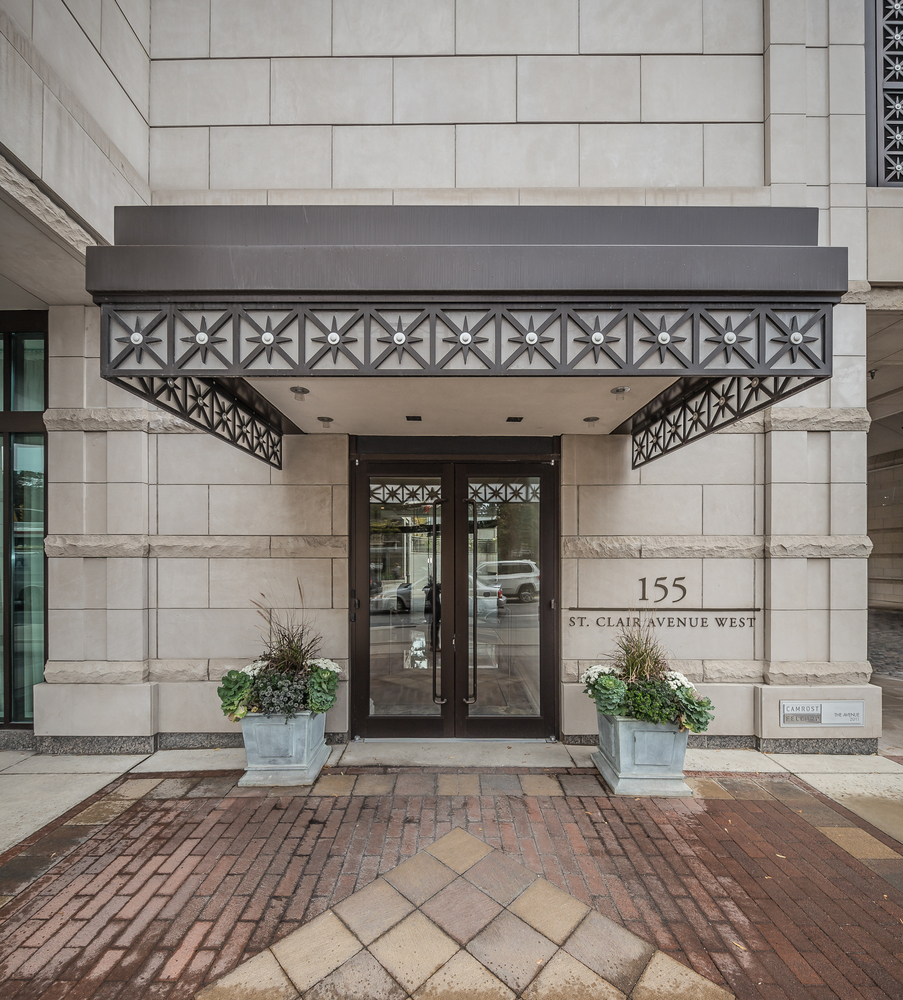 155 St Clair Ave West - Forest Hill Luxury Condos