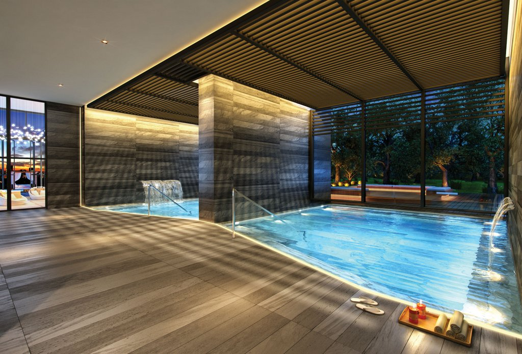 One Yorkville Condos for sale - Indoor Pool