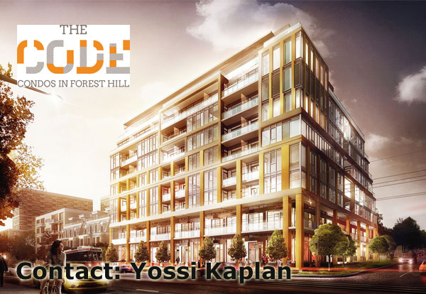 THE CODE CONDOS - BUY, SELL, RENT - Contact Yossi Kaplan