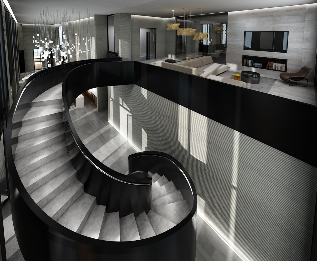 One Yorkville Condos for sale - Lobby
