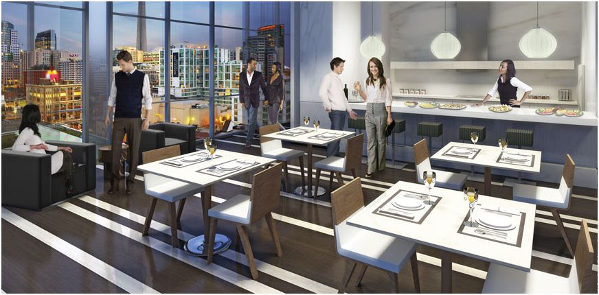 CHARLIE CONDOS FOR SALE - LOUNGE