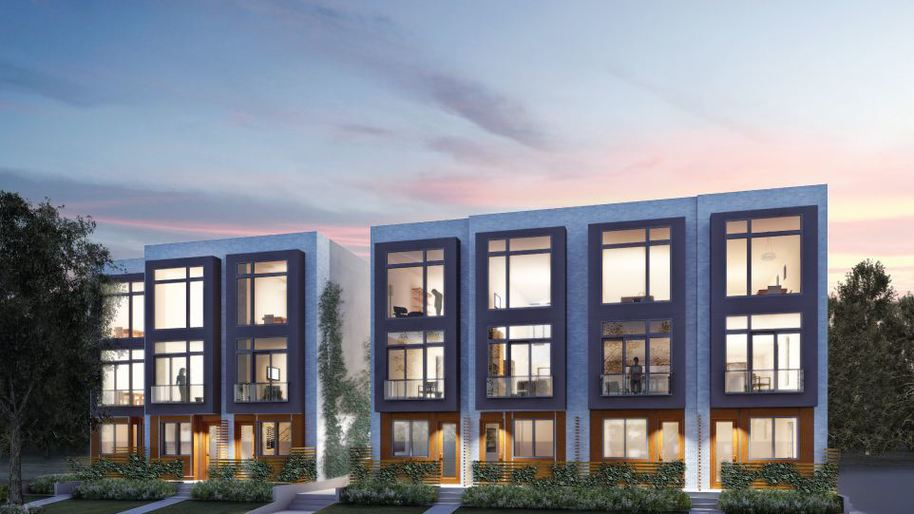 456 SHAW ST TOWN HOMES