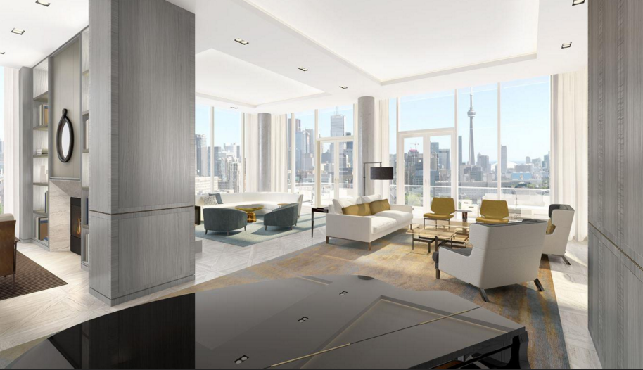 MUSEUM HOUSE ON BLOOR - PENTHOUSE - CONTACT YOSSI KAPLAN