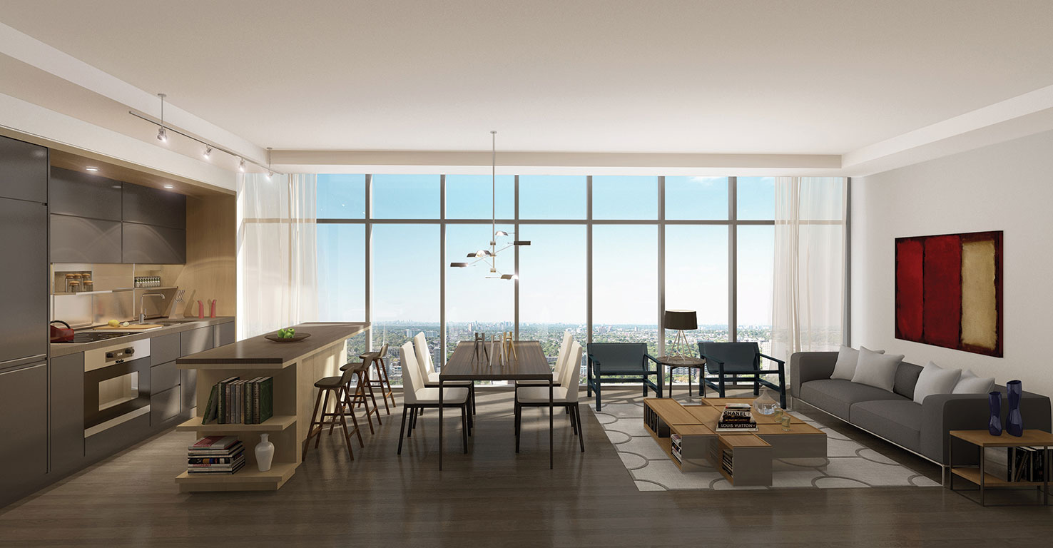 THE CUMBERLAND CONDOS FOR SALE - CONTACT YOSSI KAPLAN