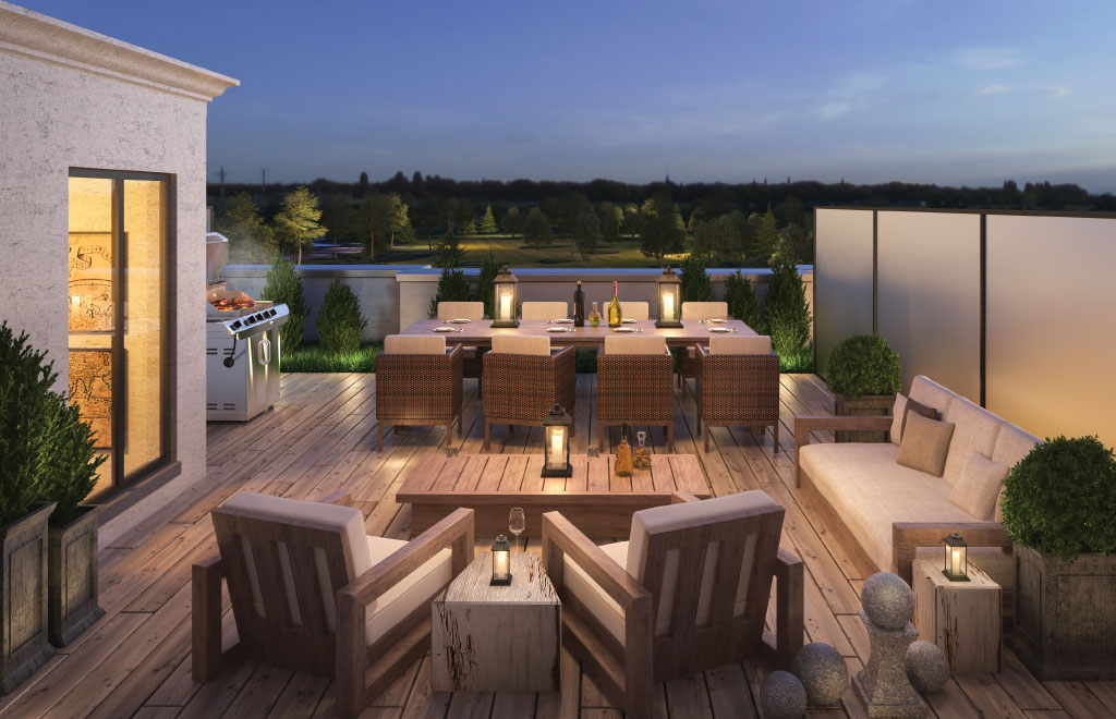 LUXURY BAYVIEW TOWNHOUSE - BUYING OR SELLING? CONTACT YOSSI KAPLAN REAL ESTATE