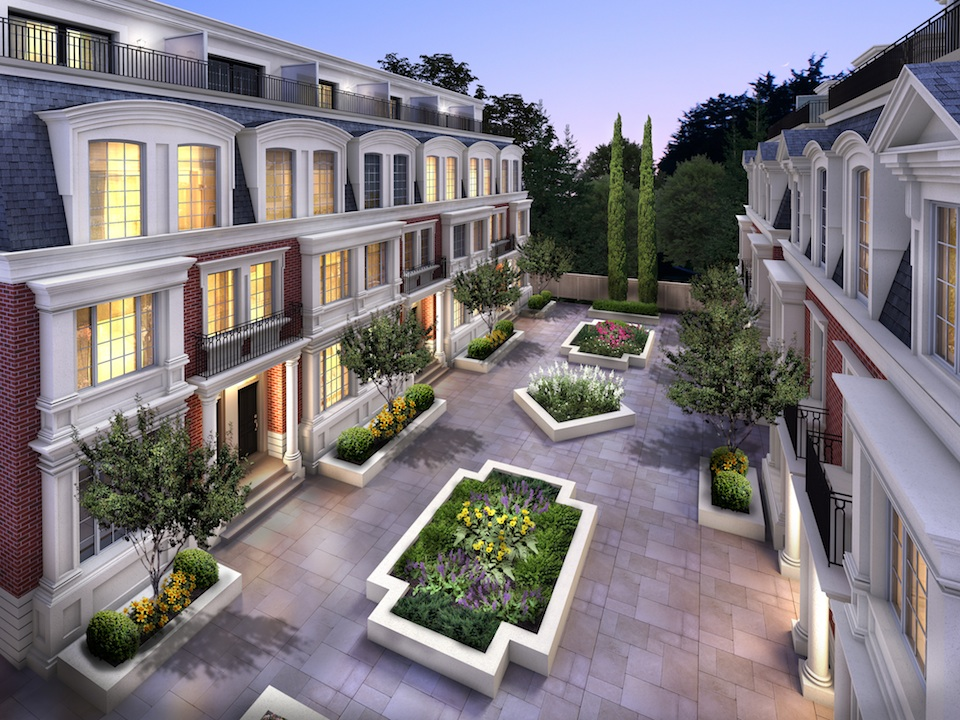 CHURCHILL COLLECTION FOREST HILL - CONTACT YOSSI KAPLAN