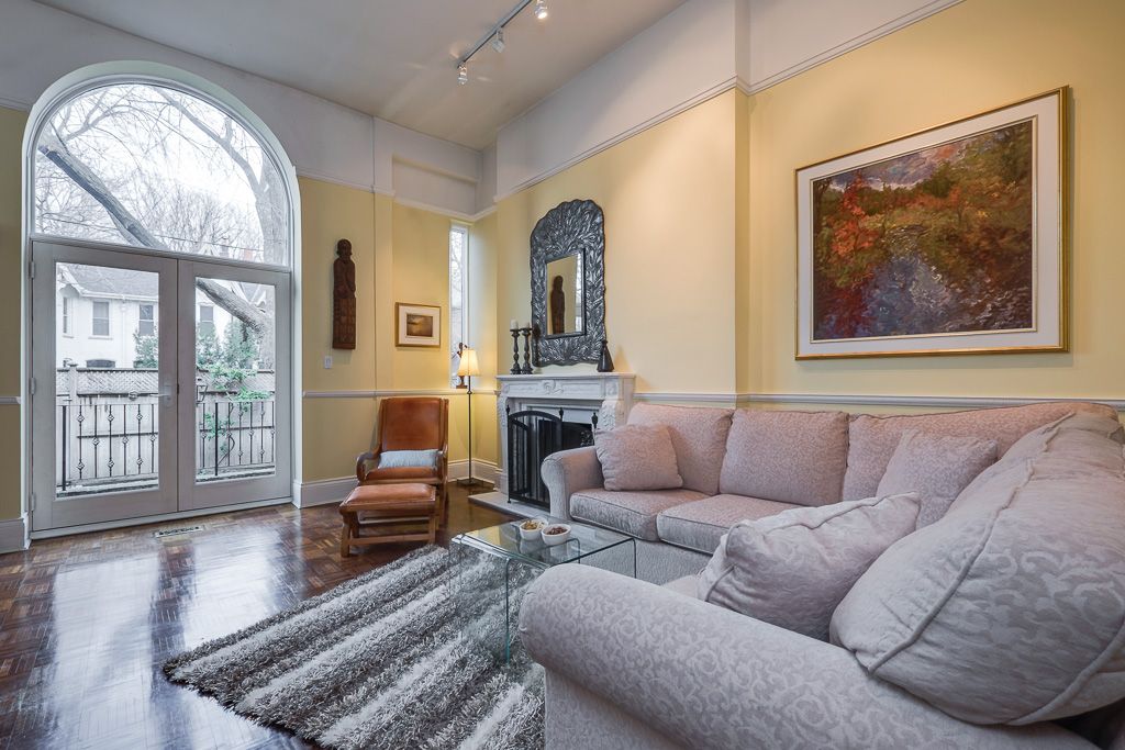 LUXURY TOWN HOME LIVING - 41 SPRUCE ST - CONTACT YOSSI KAPLAN
