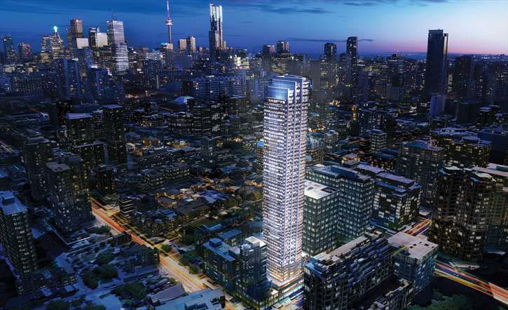 ROSEDALE ON BLOOR - CONDOS FOR SALE - CONTACT YOSSI KAPLAN
