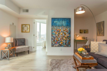155 YORKVILLE - LARGE ONE PLUS DEN FOR SALE - CONTACT YOSSI KAPLAN