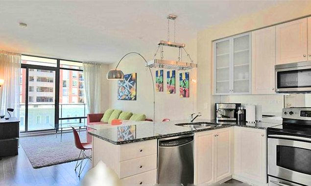 18 YORKVILLE ONE PLUS DEN FOR SALE - CONTACT YOSSI KAPLAN