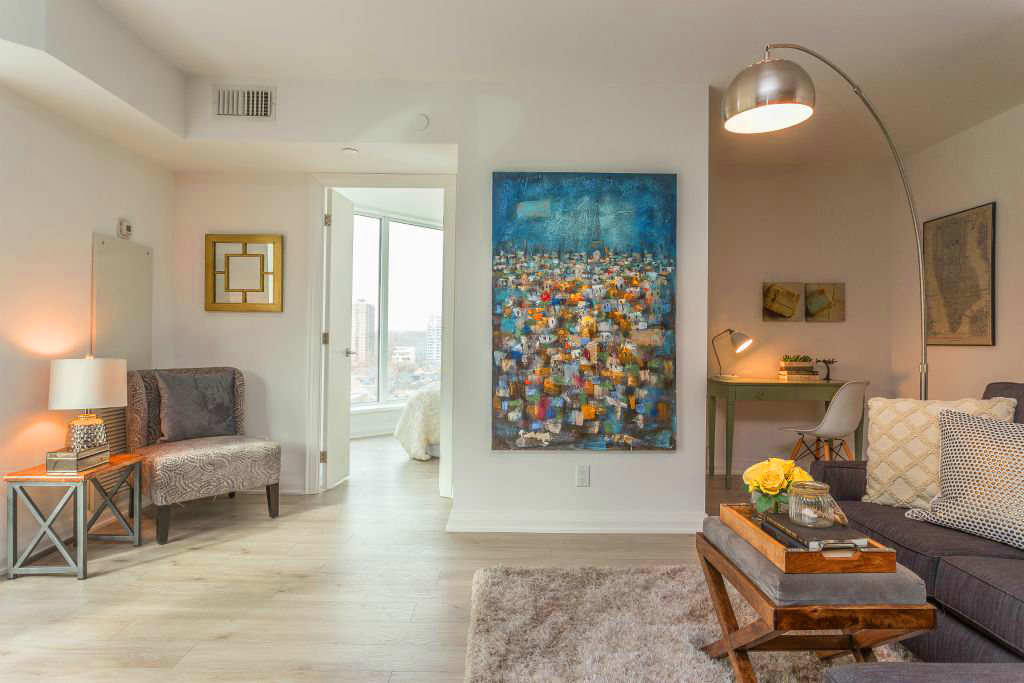155 YORKVILLE - LUXURY PIED A TERRE FOR SALE - CONTACT YOSSI KAPLAN