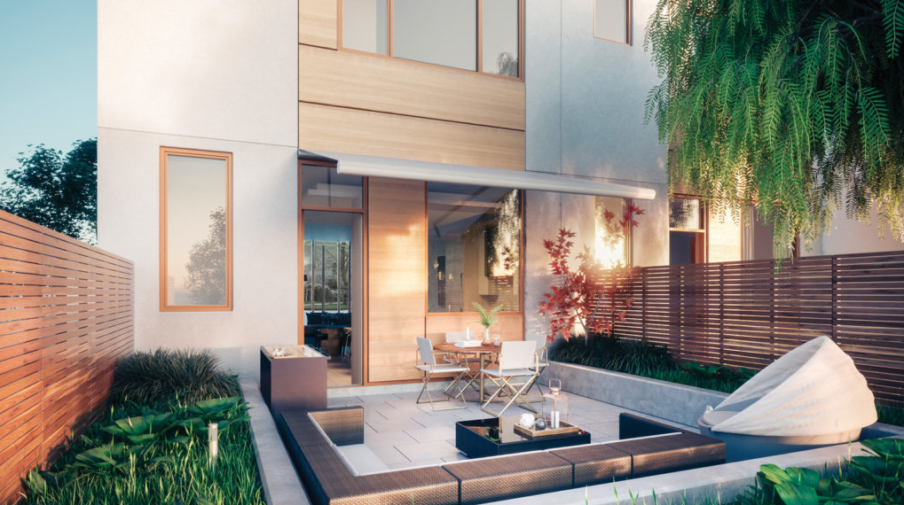 THE FOXBAR COLLECTION - TOWNHOMES FOR SALE - CONTACT YOSSI KAPLAN