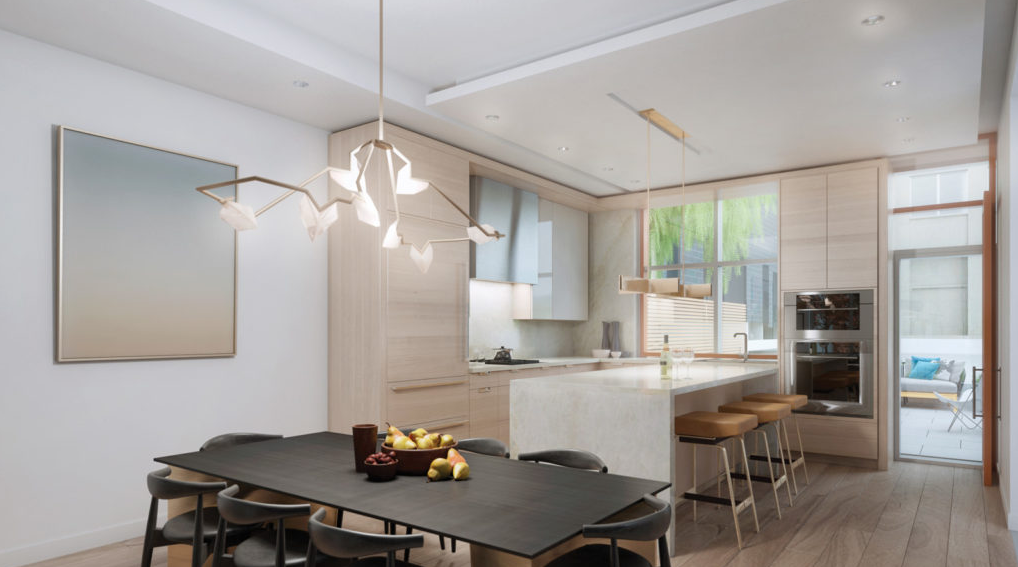 THE FOXBAR COLLECTION - LUXURY TOWNHOMES FOR SALE