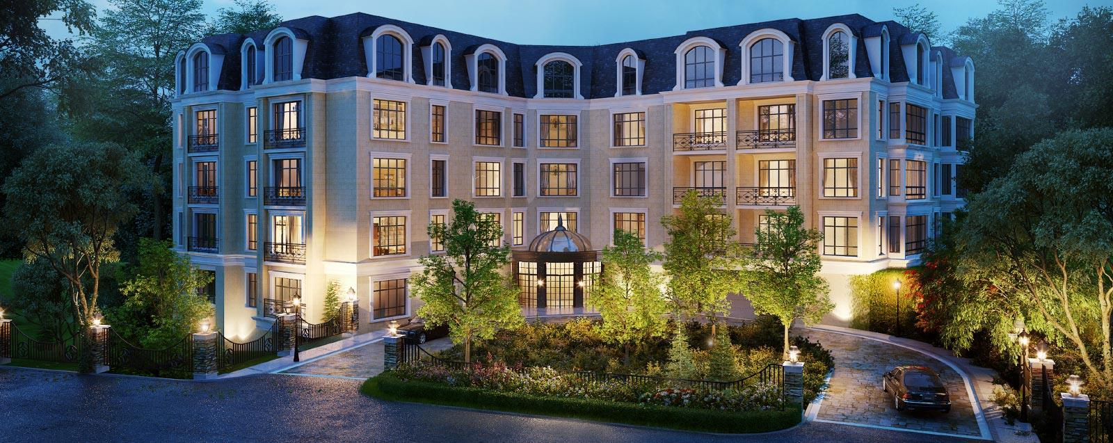 200 RUSSELL HILL LUXURY CONDOS IN FOREST HILL