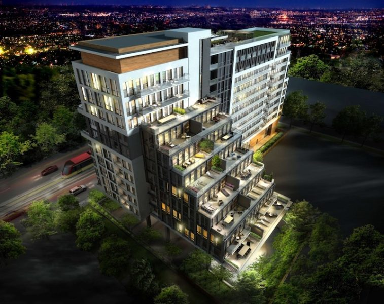 223 St Clair Ave Zigg Condos for Sale - Call Yossi KAPLAN- South View