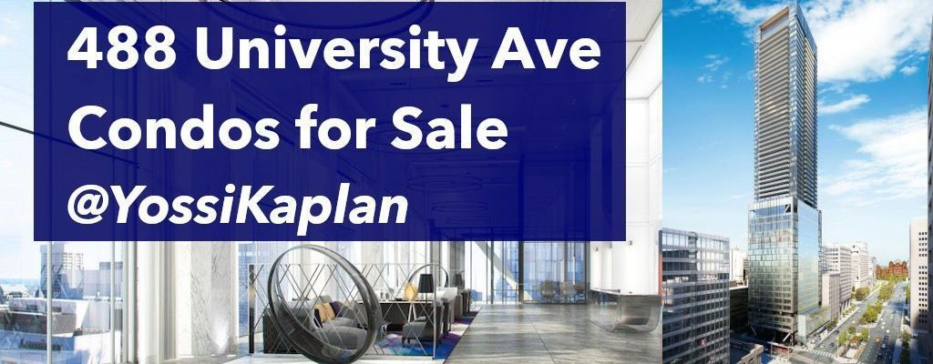 488 University Ave | Condos for Sale