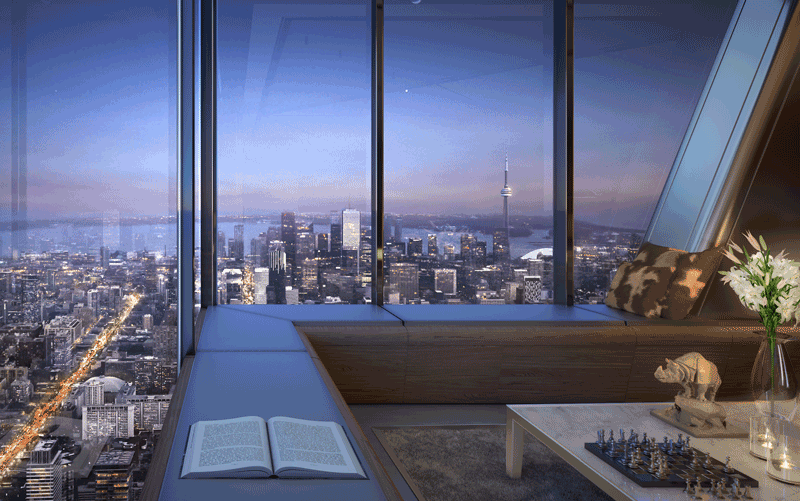The One Bloor West Condos For Sale