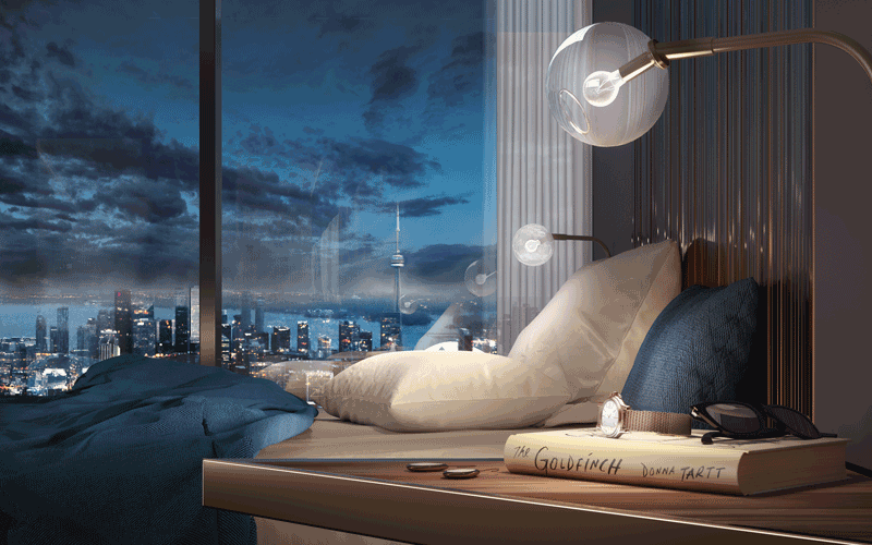 The One Bloor West Condos - Private Residences