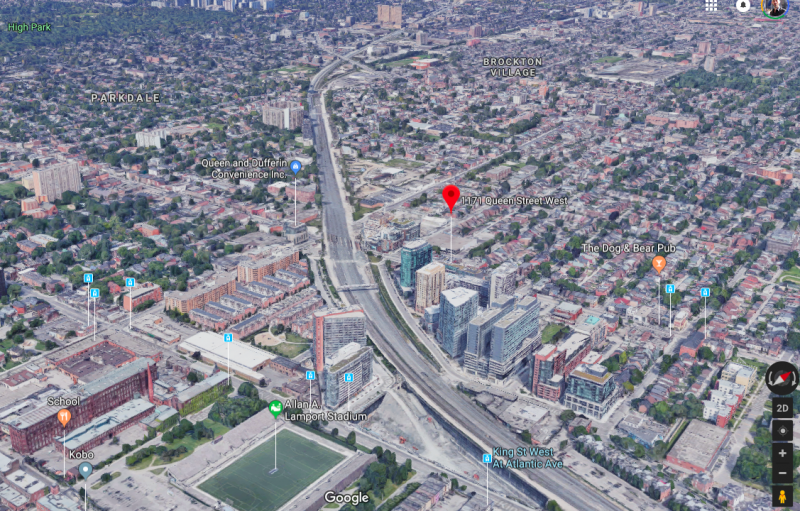 Queen West Condos and Homes for Sale - Call Yossi Kaplan, MBA