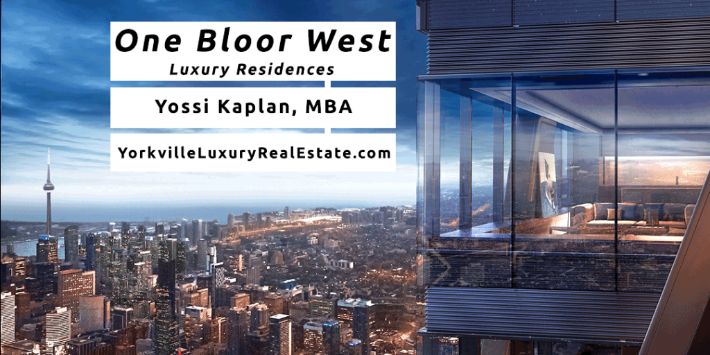 The One Bloor West Condos - Yorkville Luxury Real Estate